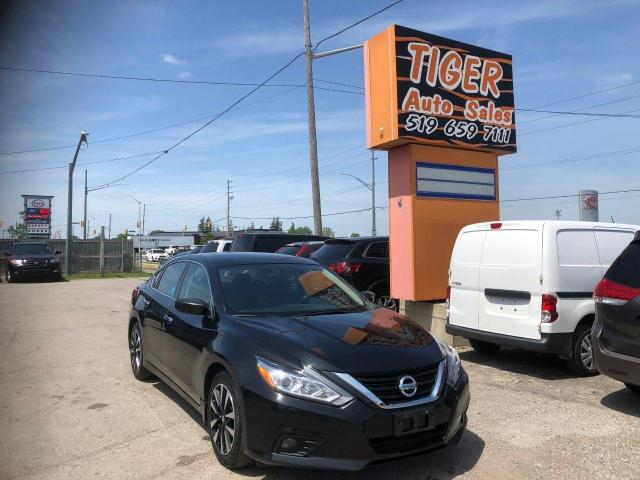 2018 Nissan Altima 2.5 SV**ALLOYS**CAM**KEYLESS**CERTIFIED