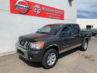 Used 2011 Nissan Titan SV TITAN for sale in Edmonton, AB