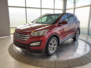 Used 2015 Hyundai Santa Fe Sport Heated and Cooled Seats, No Accidents for sale in Edmonton, AB