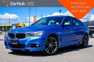 Used 2016 BMW 3 Series Gran Turismo 335i xDrive Navigation Sunroof Bluetooth Backup Camera Leather 19