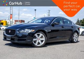 Used 2017 Jaguar XE Premium AWD Diesel Navigation Sunroof Backup Camera Heated Front Seats Bluetooth 17Àlloy for sale in Bolton, ON