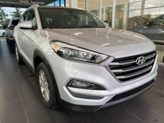 Used 2016 Hyundai Tucson Premium AWD, ACCIDENT FREE, ONE OWNER, HEATED SEATS, REAR VIEW CAMERA, BSW SYSTEM for sale in Edmonton, AB
