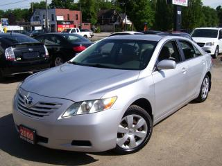 Used 2009 Toyota Camry LE.Auto,A/C,Power Group,Key less,Certified for sale in Kitchener, ON