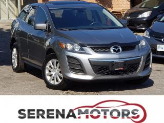 Used 2010 Mazda CX-7 GS | 2.5L | AUTO | FULLY LOADED | NO ACCIDENTS for sale in Mississauga, ON