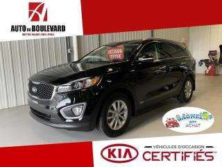 Used 2017 Kia Sorento LX+ T-GDI AWD 240HP CAPACITÉ 3500LBS for sale in Notre-Dame-des-Pins, QC