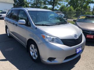 Used 2014 Toyota Sienna CE for sale in St Catharines, ON