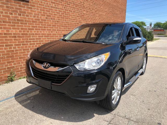 2012 Hyundai Tucson Limited /AWD/NAVI