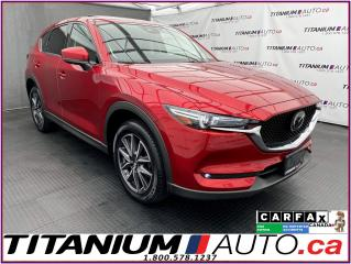 Used 2017 Mazda CX-5 GT+AWD+GPS+Camera+Leather+Radar Cruise+Blind Spot for sale in London, ON