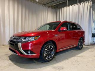 Used 2018 Mitsubishi Outlander Phev PHEV SE TOURING S-AWC HYBRIDE BRANCHABLE for sale in Sherbrooke, QC