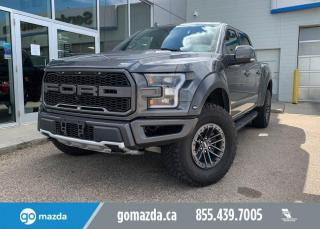 Used 2019 Ford F-150 RAPTOR for sale in Edmonton, AB