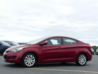 Used 2013 Hyundai Elantra AUTOMATIQUE JAMAIS ACCIDENTE!!! for sale in St-Georges, QC