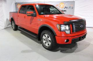 Used 2011 Ford F-150 FX4 4x4 SuperCrew 5.5' Styleside 144.5 in. WB for sale in Peace River, AB