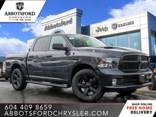 New 2020 RAM 1500 Classic Express  - HEMI V8 - $325 B/W for sale in Abbotsford, BC