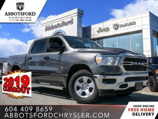 New 2019 RAM 1500 Tradesman  -  Uconnect -  Bluetooth - $269 B/W for sale in Abbotsford, BC