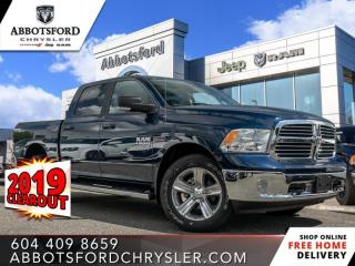 New 2019 RAM 1500 Classic SLT  - Diesel Engine - Sunroof - $304 B/W for sale in Abbotsford, BC
