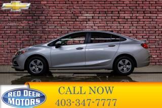 Used 2018 Chevrolet Cruze LS BCam for sale in Red Deer, AB
