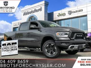 New 2020 RAM 1500 Rebel  - $426 B/W for sale in Abbotsford, BC