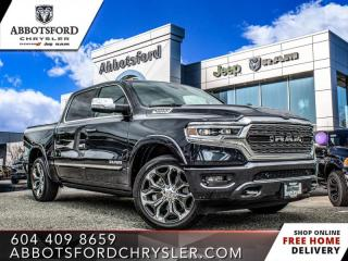 Used 2019 RAM 1500 Limited  - $475 B/W - Low Mileage for sale in Abbotsford, BC