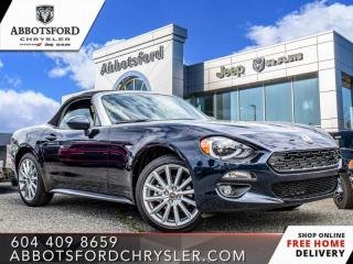 Used 2019 Fiat 124 Spider Lusso Convertible  -  - Bluetooth - $254 B/W for sale in Abbotsford, BC