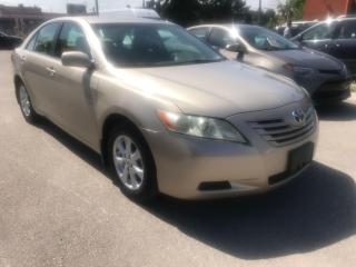 Used 2007 Toyota Camry 1 OWNER,NO ACCIDENT,SAFETY+3YRS WARRANTY INCLUDED for sale in Toronto, ON