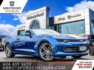 Used 2016 Chevrolet Camaro 1LT  -  - Air - Power Windows - $189 B/W for sale in Abbotsford, BC