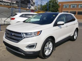 Used 2016 Ford Edge SEL for sale in Regina, SK