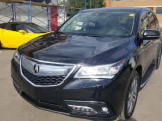 Used 2016 Acura MDX Nav Pkg for sale in Regina, SK