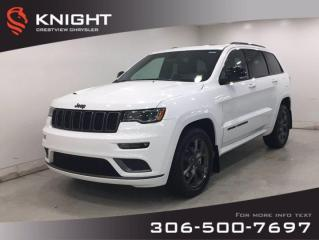 New 2020 Jeep Grand Cherokee Limited X | Leather | Sunroof | Navigation | for sale in Regina, SK