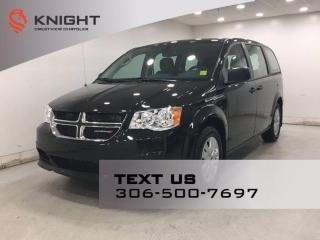 New 2020 Dodge Grand Caravan SE Canada Value Package for sale in Regina, SK