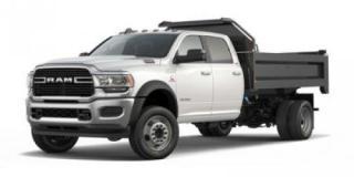 New 2020 RAM 5500 Chassis SLT | Fleet Special | for sale in Regina, SK