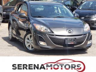 Used 2010 Mazda MAZDA3 GS | HATCH | 2.5L | AUTO | ONE OWNER | NO ACCIDENT for sale in Mississauga, ON