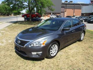 Used 2013 Nissan Altima 2.5 S ~ LOW KM ~ SAFETY INCLUDED for sale in Toronto, ON