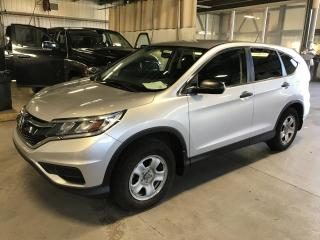 Used 2016 Honda CR-V 2 RM 5 portes LX for sale in Gatineau, QC