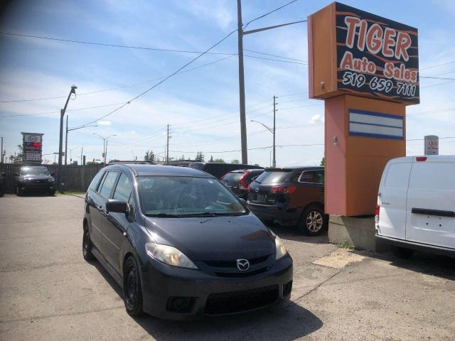 2006 Mazda MAZDA5 GS**AUTO**6 PASSENGER**AS IS SPECIAL