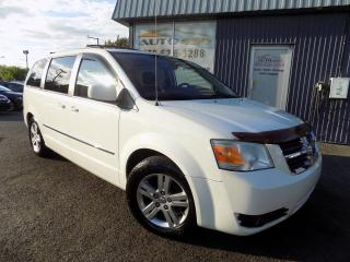 Used 2010 Dodge Grand Caravan ***SXT,4.0L,DVD,STOW&GO,BAS KILO*** for sale in Longueuil, QC
