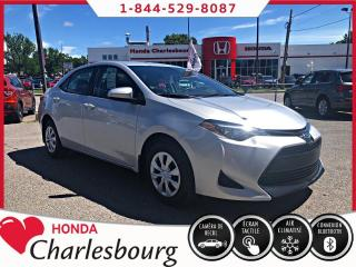 Used 2018 Toyota Corolla CE**AUTOMATIQUE**29 907 KM** for sale in Charlesbourg, QC