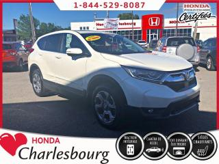 Used 2017 Honda CR-V EX AWD **UN PROPRIÉTAIRE** for sale in Charlesbourg, QC