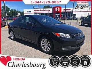 Used 2012 Honda Civic EX COUPE **TOIT OUVRANT** for sale in Charlesbourg, QC