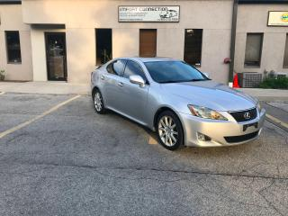 Used 2006 Lexus IS 250 4dr Sdn AWD Auto,CERTIFIED,NO ACCIDENTS ... for sale in Burlington, ON