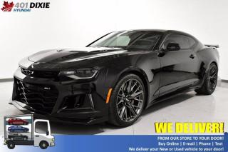Used 2019 Chevrolet Camaro ZL1 for sale in Mississauga, ON