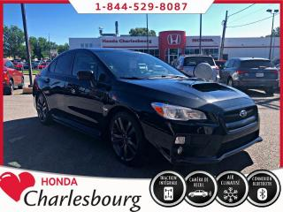 Used 2017 Subaru WRX 2.0L **AUCUN ACCIDENT** for sale in Charlesbourg, QC