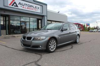 Used 2011 BMW 3 Series 328i xDrive TOURING for sale in Calgary, AB