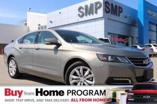 Used 2019 Chevrolet Impala LT- Leather, Sunroof, Remote Start, Back Up Camera for sale in Saskatoon, SK