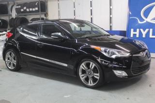 Used 2014 Hyundai Veloster Coupé, boîte automatique, Tech pack for sale in St-Constant, QC