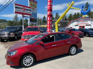 Used 2019 Nissan Sentra for sale in West Kelowna, BC