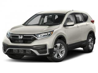 New 2020 Honda CR-V LX 4WD CRV 5 DOORS for sale in Woodstock, ON