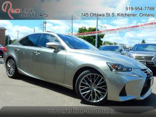 Used 2017 Lexus IS 300 AWD for sale in Kitchener, ON