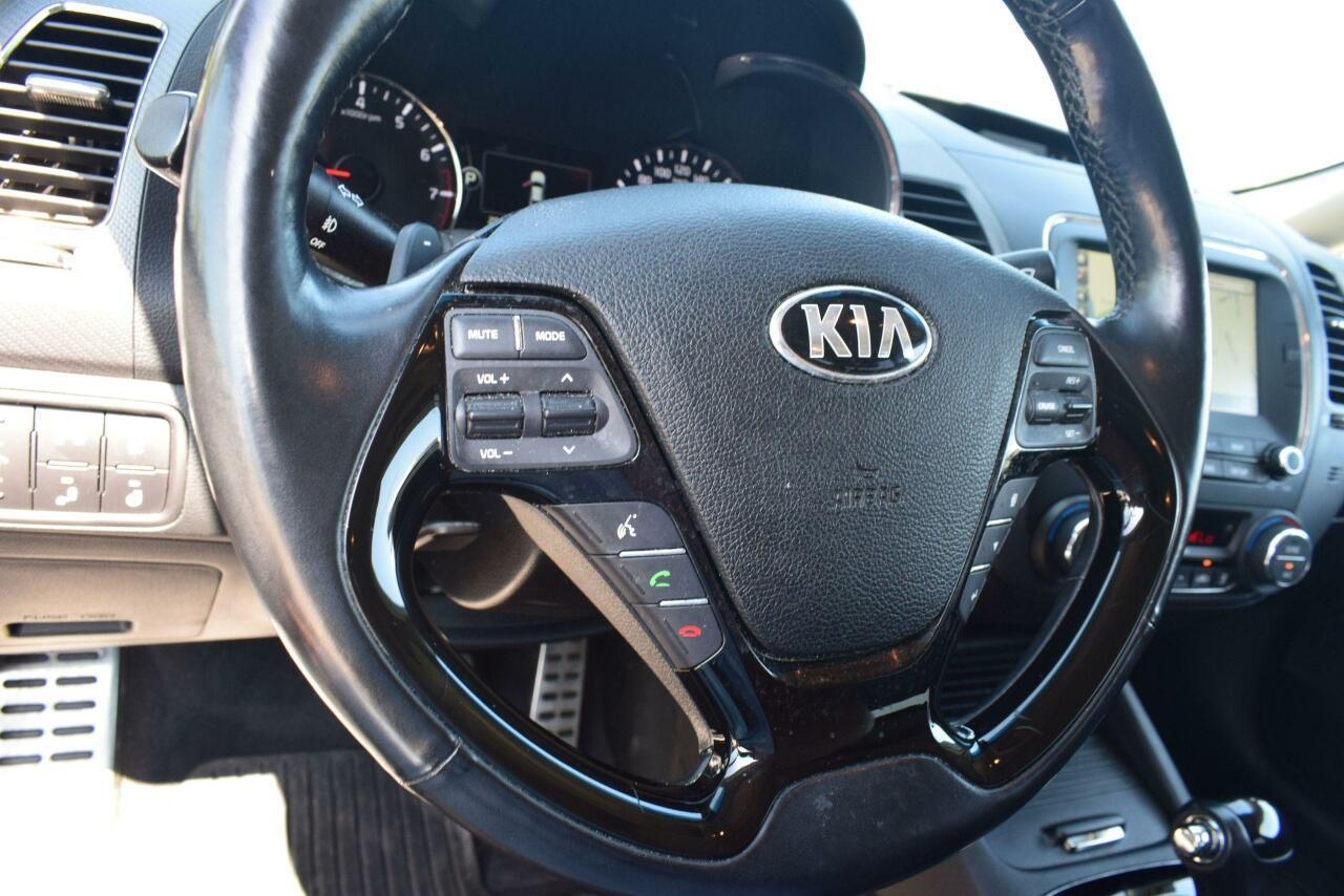 2017 Kia Forte