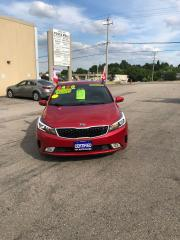 Used 2017 Kia Forte LX+ for sale in Kitchener, ON