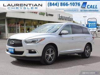 Used 2019 Infiniti QX60 PURE!!  HEATED SEATS!!  NAVIGATION!! for sale in Sudbury, ON